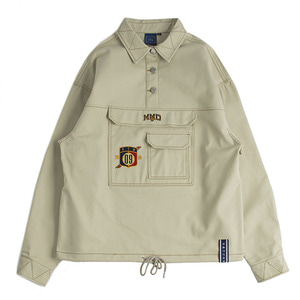 MMD Cotton Anorak_Beige