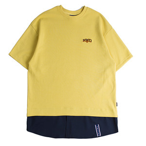 Shirt Tail T Shirts_Butter