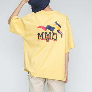 MMD Flag T Shirts_Butter