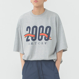 2009 Flag T Shirt_Grey