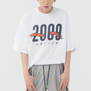 2009 Flag T Shirt_White