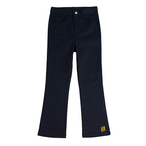 Ambroid Boots Cut Slacks_Navy