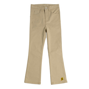 Ambroid Boots Cut Slacks_Beige