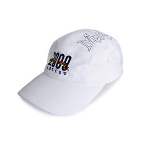 2009 Camp Cap_White