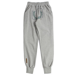 LAUREL CROWN JOGGER PANTS_GREY