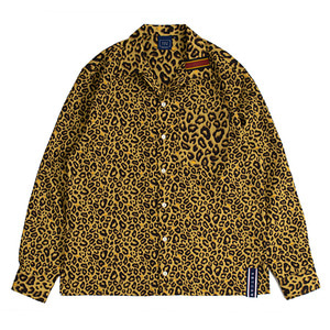 Leopard Shirt_Brown