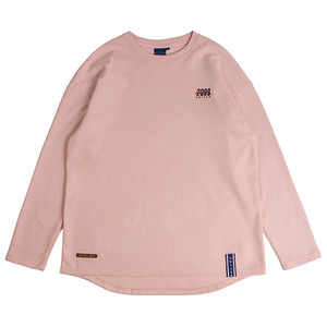 2009 Flag Long Sleeve_Pink