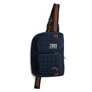 Padded Sling Bag_Navy