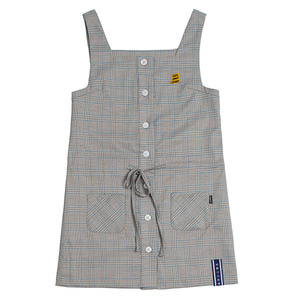 GNAC Glen Check Dress_Beige