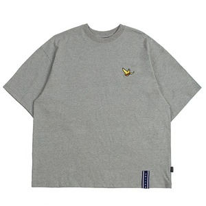 [R.C X M.G]Flag GONZ T Shirt_Grey