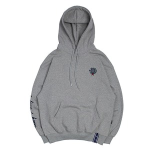 Easy Day Vibe Hoodie_Grey