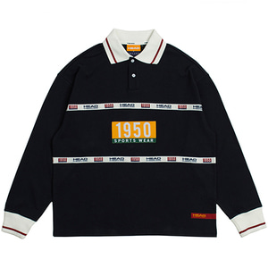 HEAD BY RMTC 1950 Polo Shirt_Navy