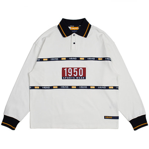 HEAD BY RMTC 1950 Polo Shirt_White