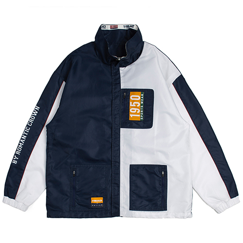 [10/23 예약발송]HEAD BY RMTC 1950 Windbreaker_Navy