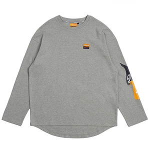 [10/23 예약발송]HEAD BY RMTC Flag Long Sleeve_Grey