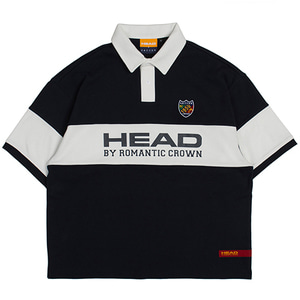 [10/23 예약발송]HEAD BY RMTC Polo T Shirt_Navy