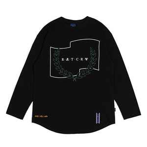 RMTCRW Long Sleeve_Black