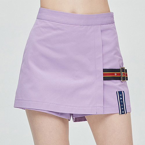 GNAC SKIRT SHORT_PURPLE