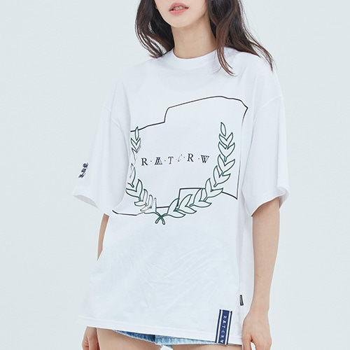 RMTCRW Inside T Shirt_White