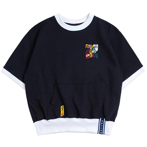 GNAC Pocket T Shirt_Navy