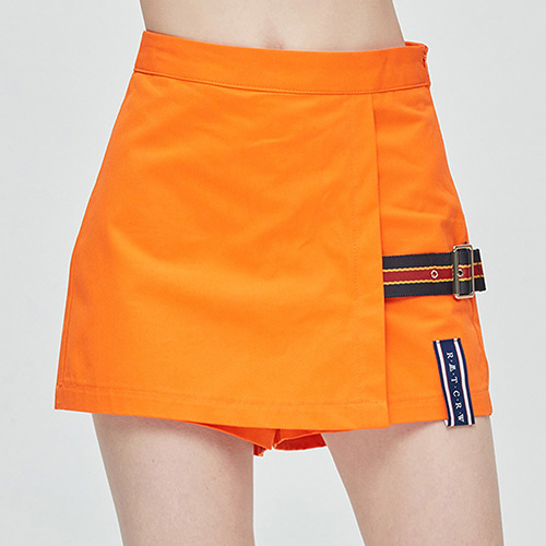 GNAC Skirt Short_Orange