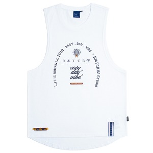RMTCRW Studio Sleeveless_White
