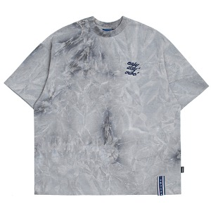 E.D.V WASHING T SHIRT_GREY