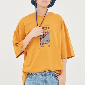 RMTC Video Case T Shirt_Yellow