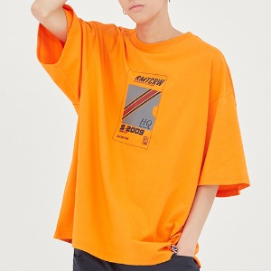 [1/29 예약발송]RMTC Video Case T Shirt_Orange