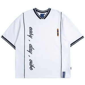 [1/29 예약발송]Easy Day Vibe Jersey_White