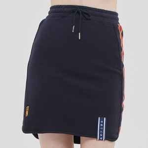 SIDE LINE SPORTS SKIRT_NAVY