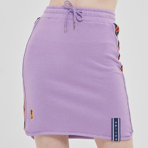 SIDE LINE SPORTS SKIRT_PURPLE