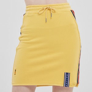 SIDE LINE SPORTS SKIRT_BUTTER