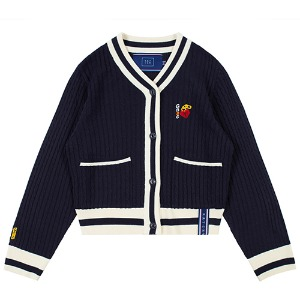 [1/29 예약발송]UNLOCK YOUR MIND CARDIGAN_NAVY