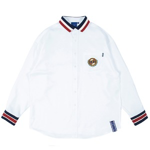 21C BOYS COLLAR SHIRT_WHITE