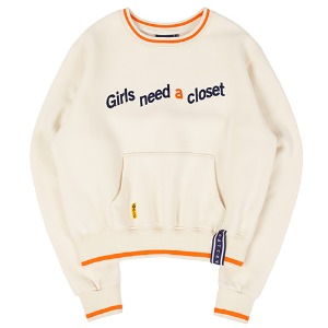 GNAC POCKET SWEATSHIRT_OATMEAL