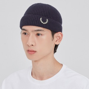 LAUREL CROWN WATCH CAP_NAVY