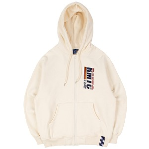 [1/29 예약발송]RMTC LOGO HOOD ZIP UP_OATMEAL