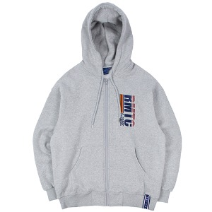 [1/29 예약발송]RMTC LOGO HOOD ZIP UP_GREY
