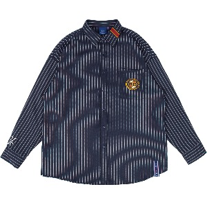 21C BOYS STRIPED SHIRT_NAVY