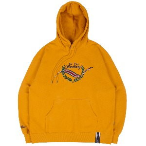 [1/30 예약발송]FRIDAY CEREMONY HOODIE_YELLOW
