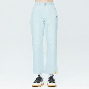 GNAC LAYER PANTS_SKY BLUE