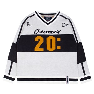 SCOREBOARD KNIT_WHITE