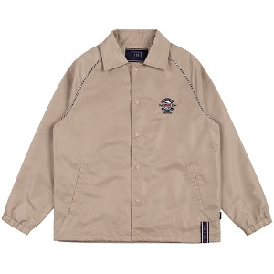 FRIDAY COACH JACKET_BEIGE
