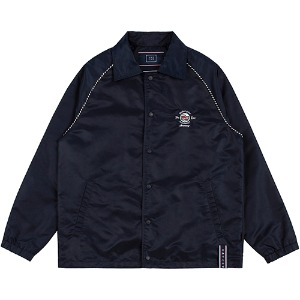 FRIDAY COACH JACKET_NAVY