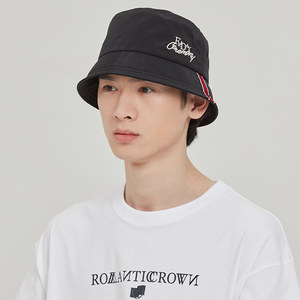 FRIDAY CEREMONY BUCKET HAT_BLACK