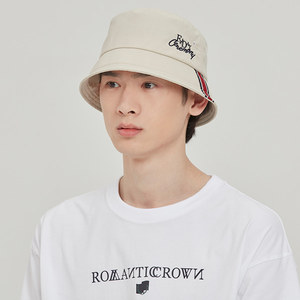FRIDAY CEREMONY BUCKET HAT_OATMEAL