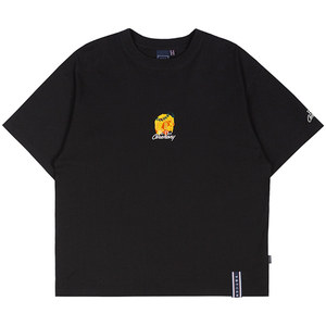 WINNER CROWN TEE_BLACK