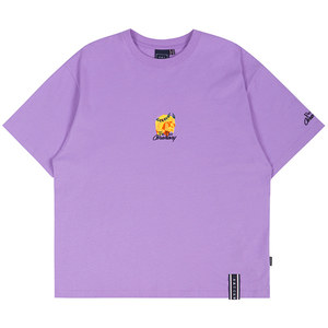 WINNER CROWN TEE_PURPLE