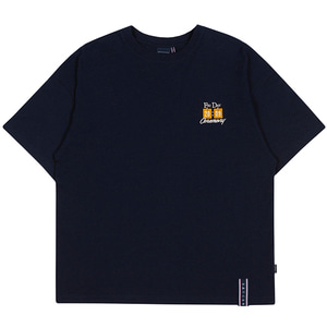 FRIDAY SCORE BOARD TEE_NAVY